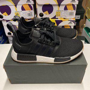 adidas NMD R1 Black Gum Mens Shoes B42200
